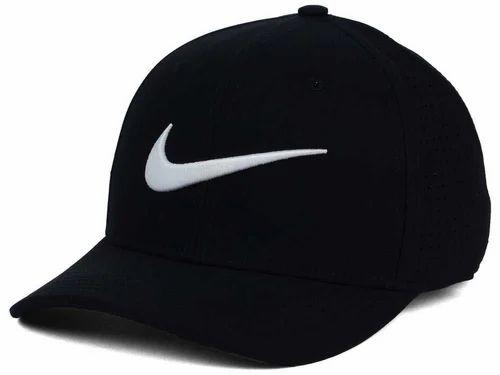 c2b929f93effd Black Nike Cap