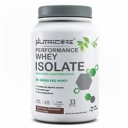 Whey Isolate Gourmet Chocolate 1 kg