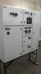 250A MCCB with Heater Control System & VFD Panel