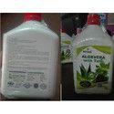 Organic Aloe Vera Tulsi Flavor Juice