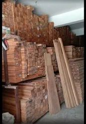 teak wood cut size timber