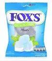 Mint Blue Fox