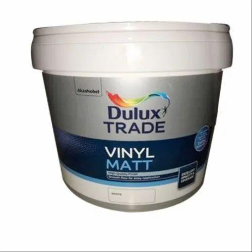 Water Based Paint Dulux Vinyl Matt Emulsion Paint