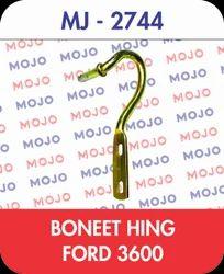 Iron Golden Bonnet Hinge Ford 3600