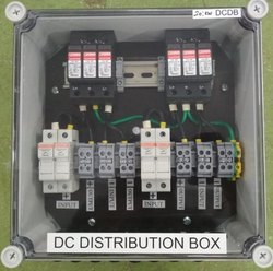 Solar DC Distribution Board
