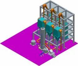 Flue Gas De-Sulphurization System