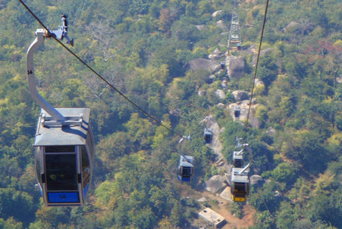 Image result for Deoghar ropeway