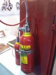 Polymer Tube Based Fire Detection System