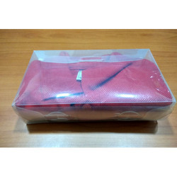 PVC Shirt Box
