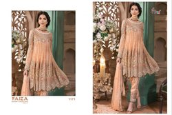 Gougers Pakistani Suit Faiza Vol-9 By Shree Fabs