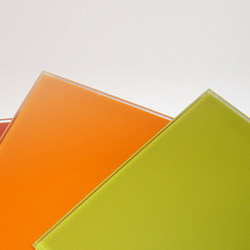 Toughened Painted Glass