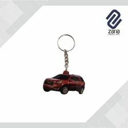 Promotional Wooden Key chain