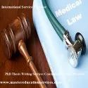 PhD Thesis Writing Service Provider on Maritime Law