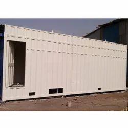 Modular Prefabricated Control Room