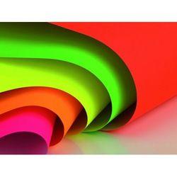 Fluorescent Paper for Signage-Labels