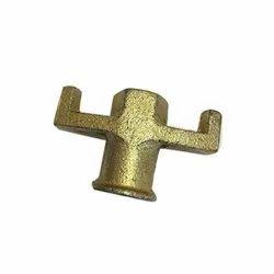 SJ Industries Mild Steel Wing Nut, Size: M4-m12