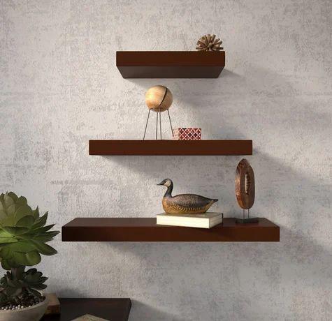 91da5373c1 Wall Shelf - Zigzag Wall Mount Floating Corner Wall Rack Shelves  Manufacturer from Ratangarh