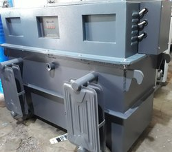 Oil Cooled Three Phase Voltage Stabilizer, Capacity: 1.5-1500KVA