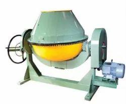 Heavy Duty Type Concrete Mixer Bed Type