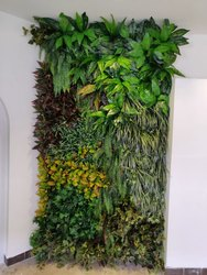 Vertical Garden Green Artificial Wall