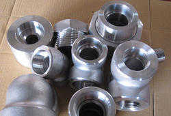 SS310 High Pressure Fittings, Size: 2 inch