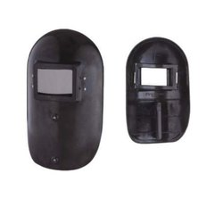 Black Welding Hand Shield