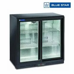 Blue Star Bar Counter Chiller