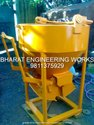 Lever Operated Cone Type Concrete Bucket