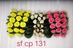 Wedding Wall Decor Artificial Flowers