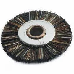 Brown Wheel Brush (Paisa Buff)