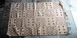 Sanganeri Block Printed Cotton Durries & Rugs