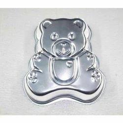 Teddy Bear Medium Jelly Pans