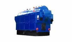 Grate Fired Boiler