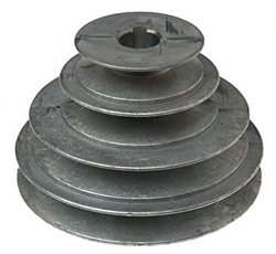 Step Pulley  Or Variable Speed Pulley