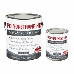 Polyurethane Aliphatic Paint