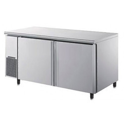 2 Door Under Counter Refrigerator