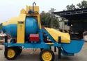 Reversible Concrete Mixer Unit