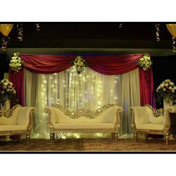 Stylish Wedding Stage