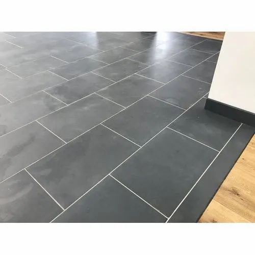 Grey Rectangular 600x300 Mm Ceramic Floor Tiles Thickness 8 10