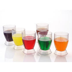 Unbreakable Juice Glass