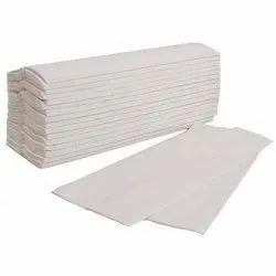 Plain Rectangle C-Fold Tissue Paper