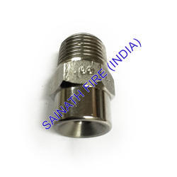 Wide Angle Spray Full Cone Nozzle