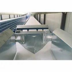 Aluminium Manure Handling System