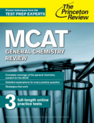 MCAT General Chemistry Review Book - The Princeton Review