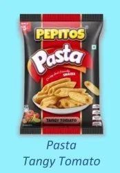 Tangy Tomato Pasta Fryums, Packaging Type: Packet