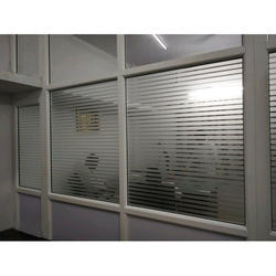 UPVC Office Partition