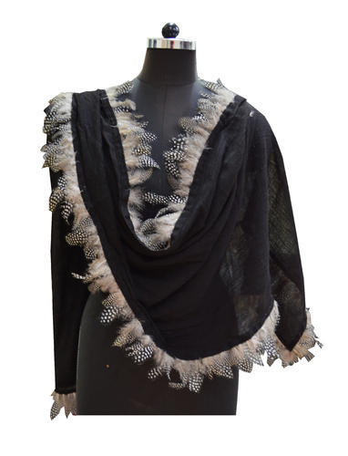 Feather Work Stole