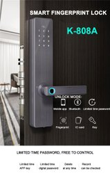 K-808A Fingerprint Lock