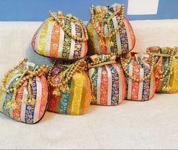 Fancy Wedding Potli Bag