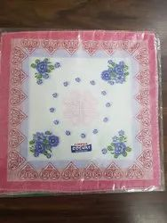 Ladies Handkerchief, Washable, Size: Usual